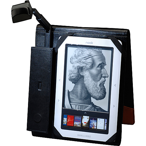 Periscope Kindle Keyboard, Kindle 2 & Nook Flip Case -