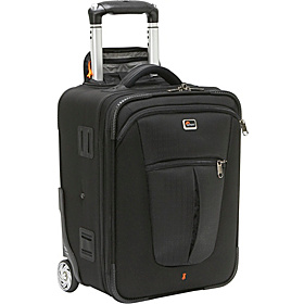 Pro Roller X100 Rolling Camera Bag Black