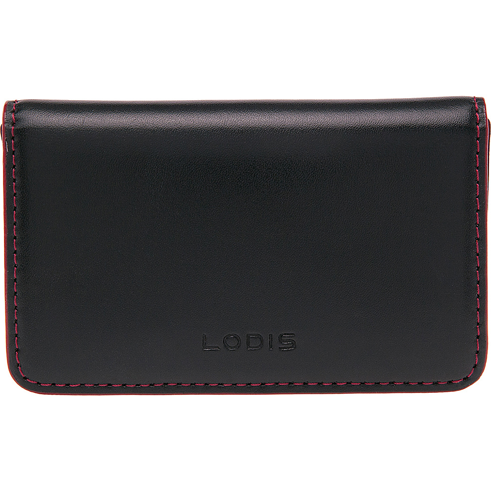 Lodis Audrey Mini Card Case Core Colors Toffee Lodis Women s SLG Other