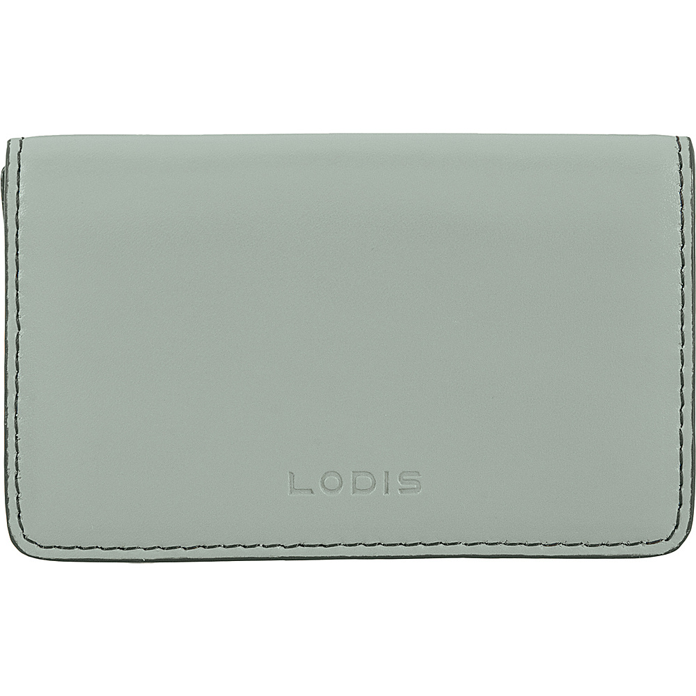 Lodis Audrey RFID Mini Card Case Moss/Forest - Lodis Womens SLG Other - Women's SLG, Women's SLG Other