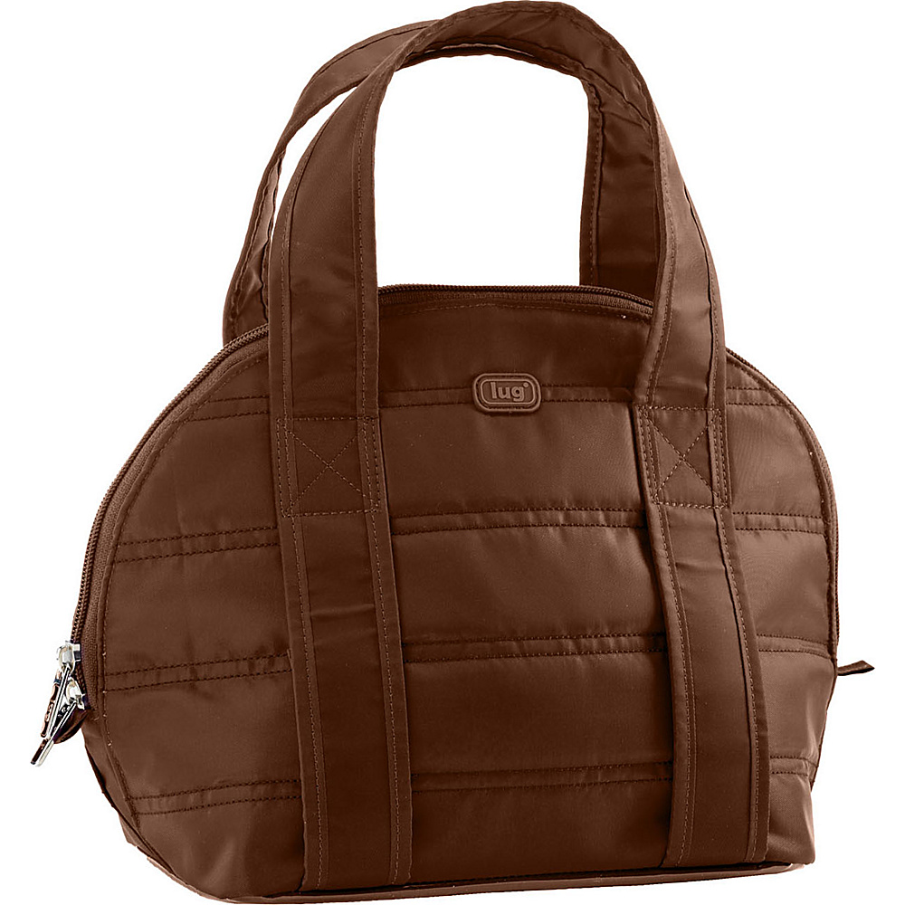 Lug Life Pedals Lunch Tote Chocolate