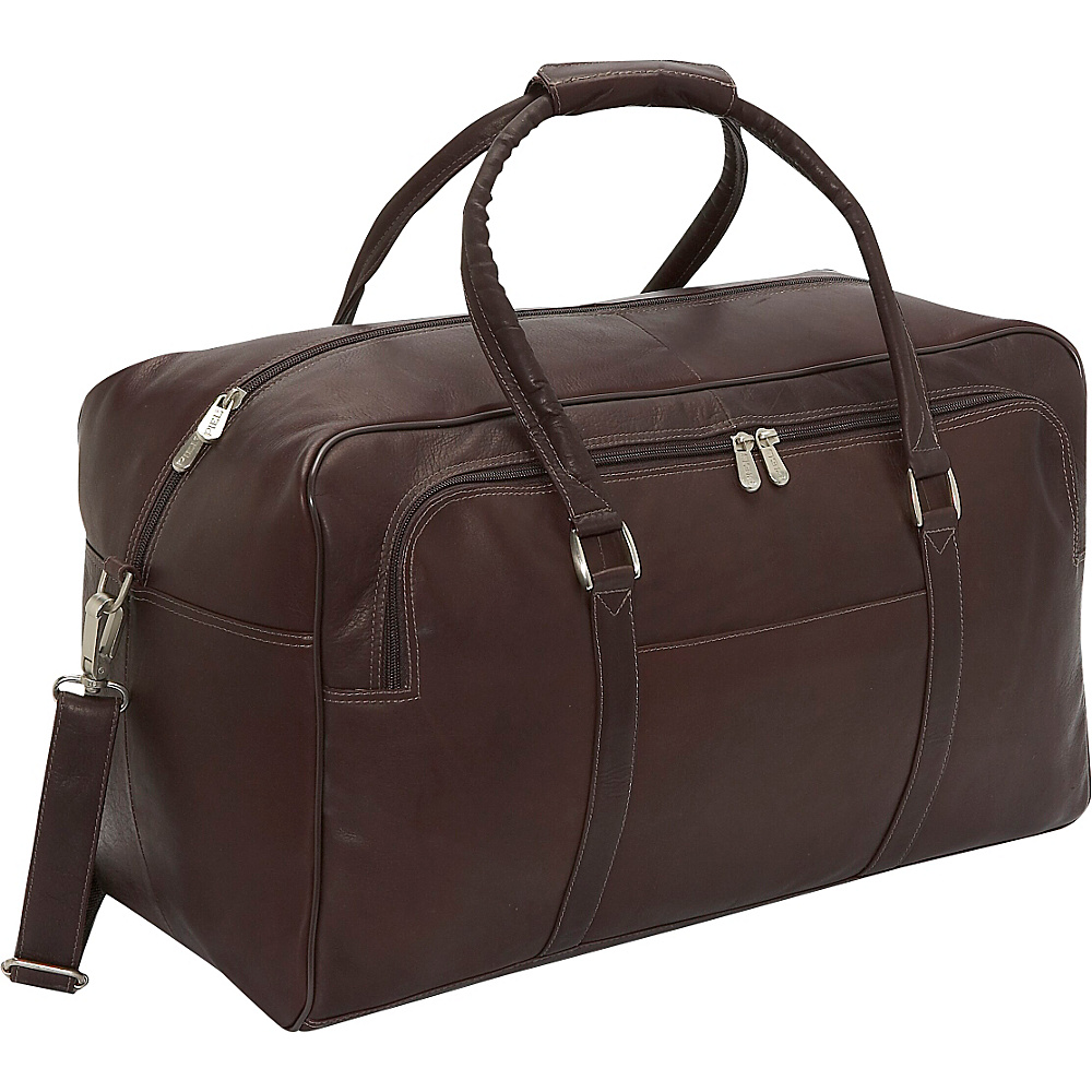 Piel Half Moon Duffel Chocolate