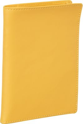 Clava Travel Passport Wallet CL Yellow - Clava Travel Wallets