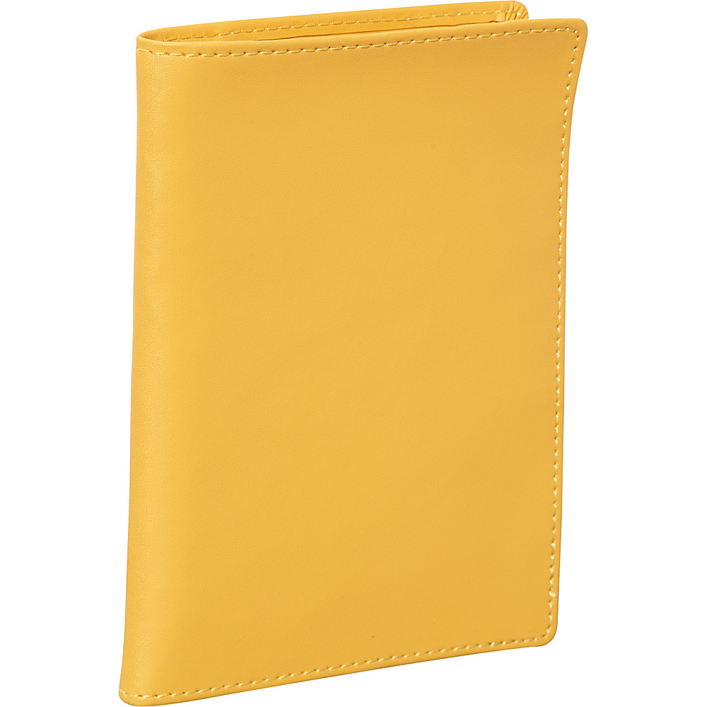 Clava Travel Passport Wallet CL Yellow Clava Travel Wallets