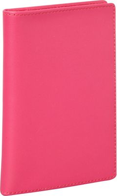 Clava Travel Passport Wallet Hot Pink - Clava Travel Wallets