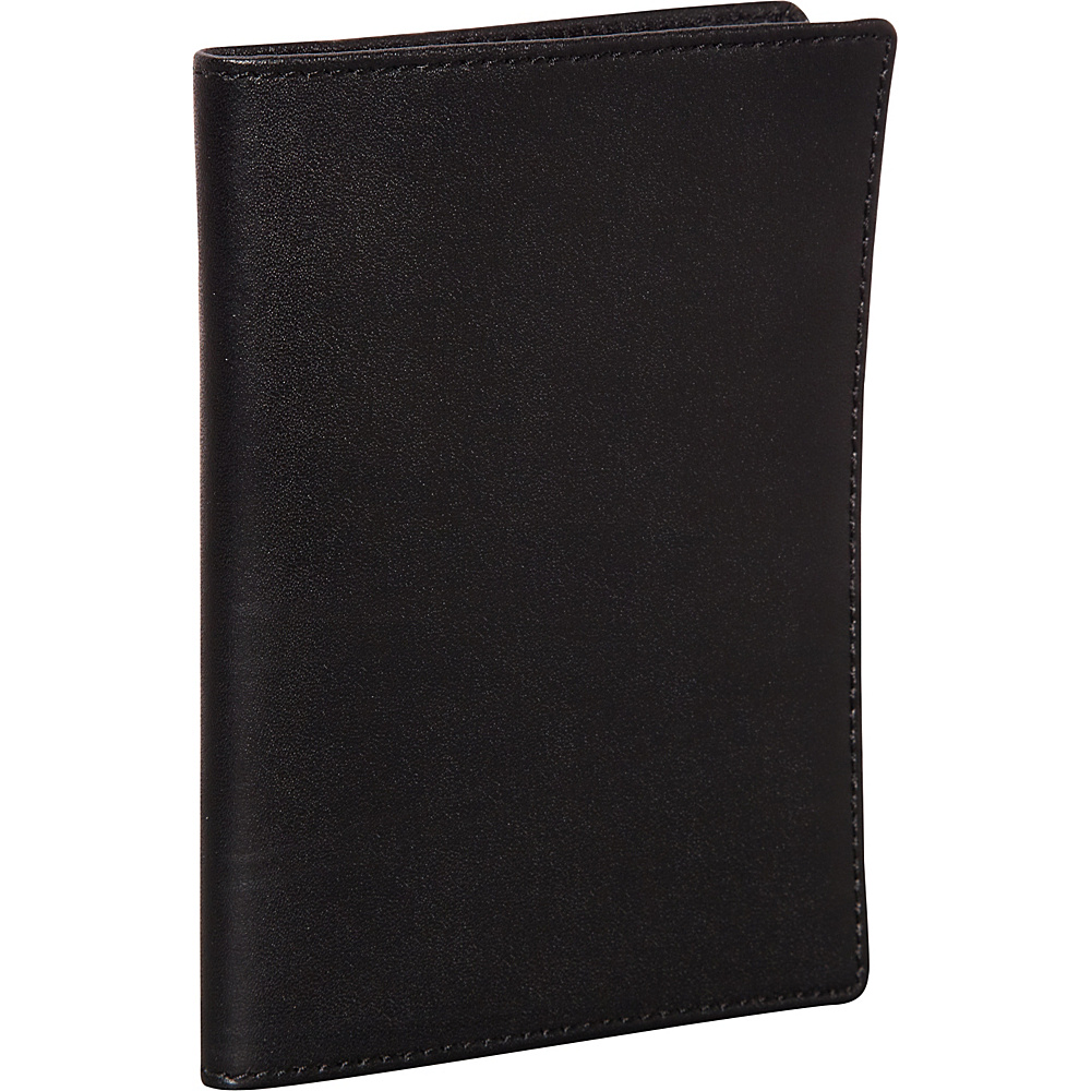 Clava Travel Passport Wallet Cl Black Clava Travel Wallets