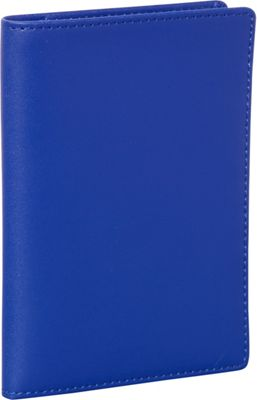 Clava Travel Passport Wallet Cl Blue - Clava Travel Wallets