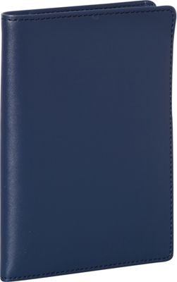 Clava Clava Travel Passport Wallet CI Navy - Clava Travel Wallets