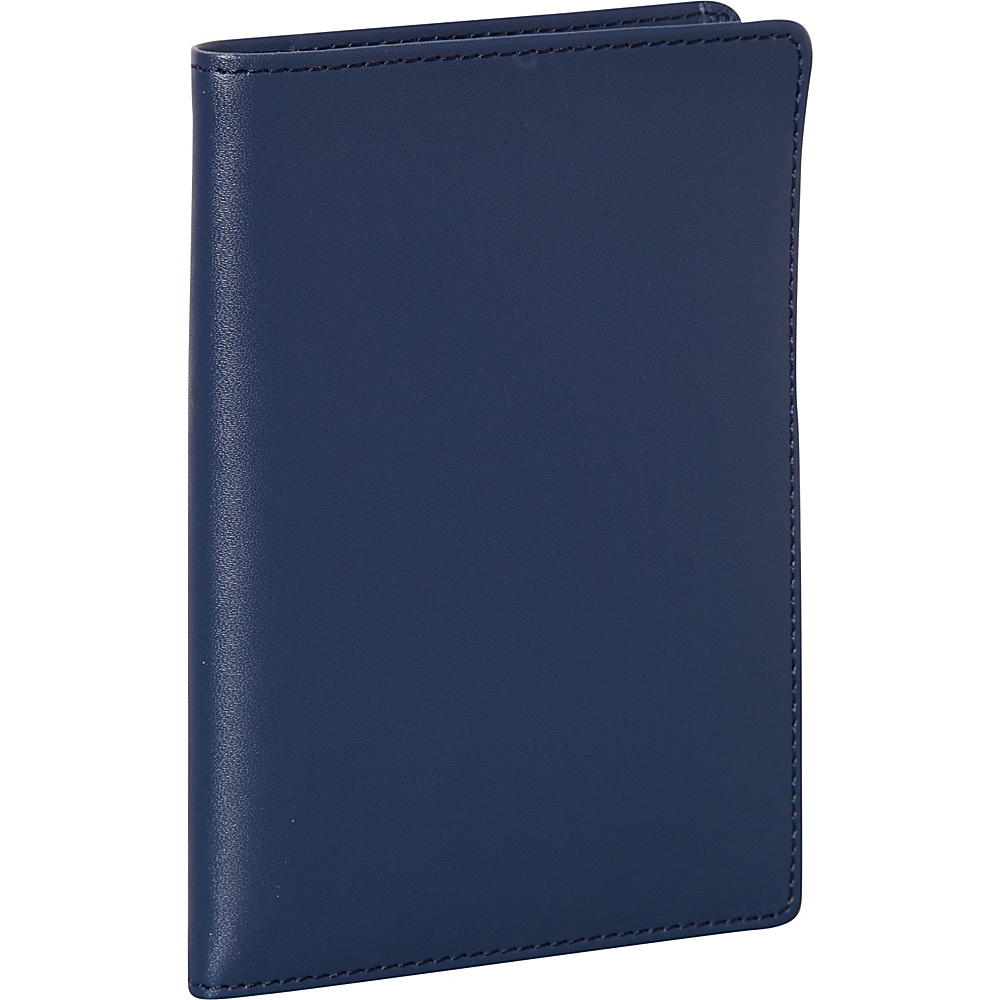 Clava Travel Passport Wallet CI Navy Clava Travel Wallets