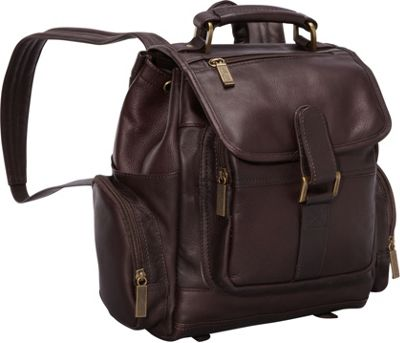 ClaireChase Uptown Netbook Bak-Pack Small - Cafe