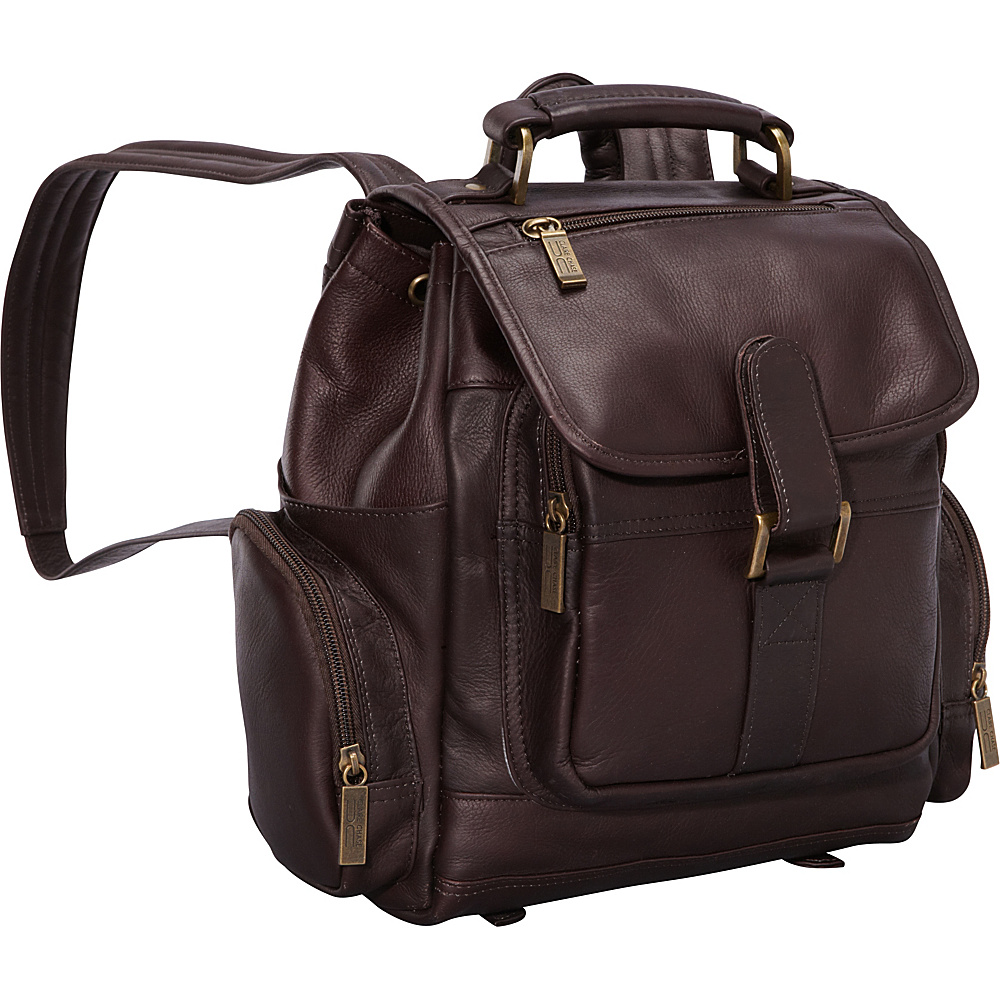 ClaireChase Uptown Netbook Bak Pack Small Cafe