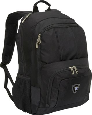 Sumdex Impulse X-Sac Flame Backpack Black - Sumdex Computer Backpacks