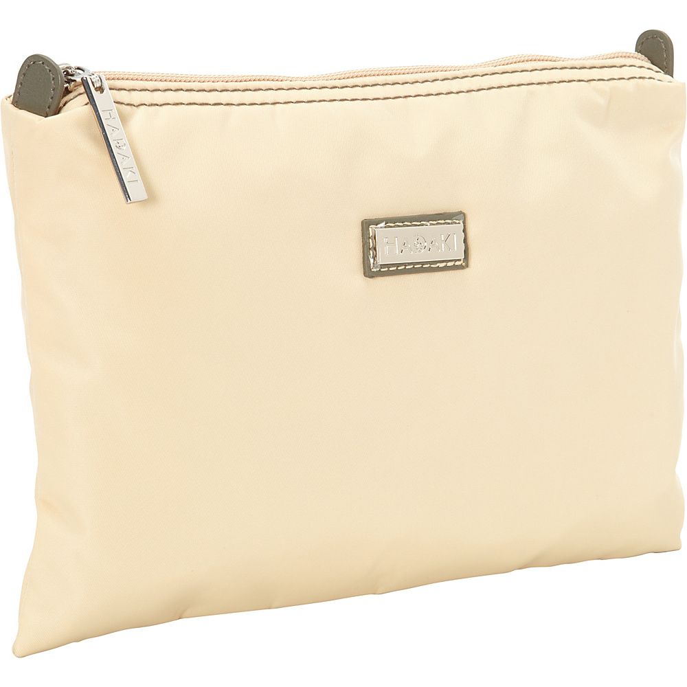 Hadaki Small Zippered Carry All Semolina - Hadaki Womens SLG Other - Women's SLG, Women's SLG Other