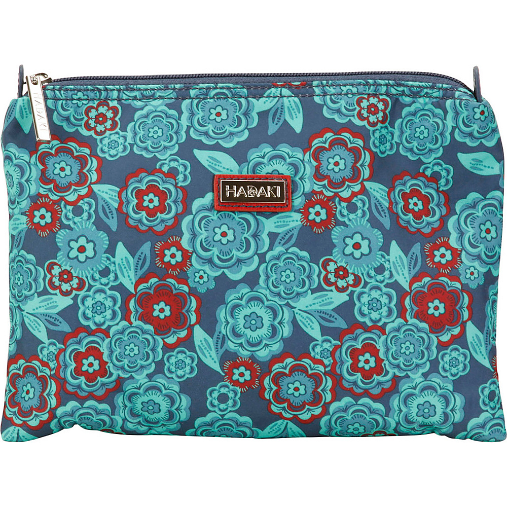 Hadaki Small Zippered Carry All Floral - Hadaki Womens SLG Other - Women's SLG, Women's SLG Other