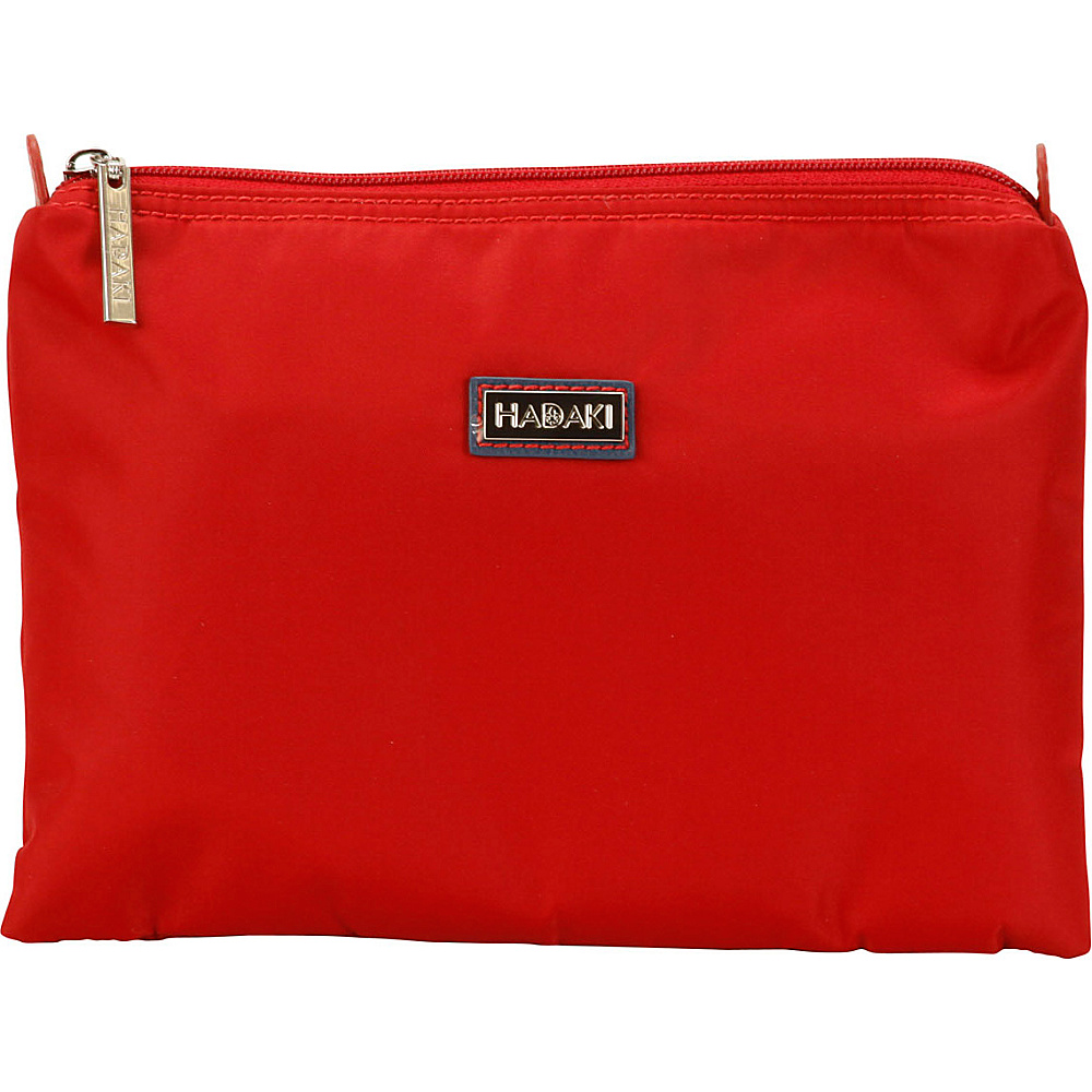 Hadaki Small Zippered Carry All Rhubarb - Hadaki Womens SLG Other - Women's SLG, Women's SLG Other