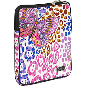 Crystal Beach iPad Sleeve Butterfly Jubilee
