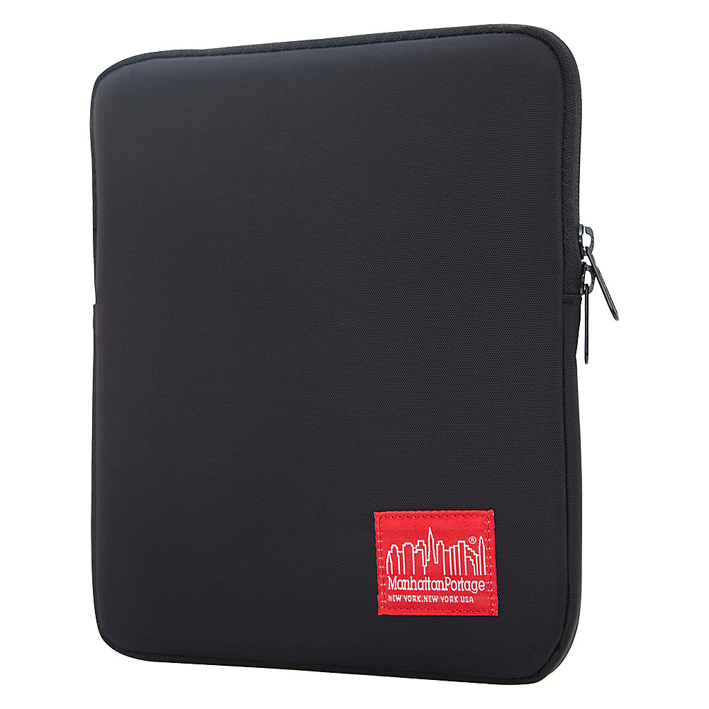 Manhattan Portage Nylon iPad Case - Black - Technology, Electronic Cases