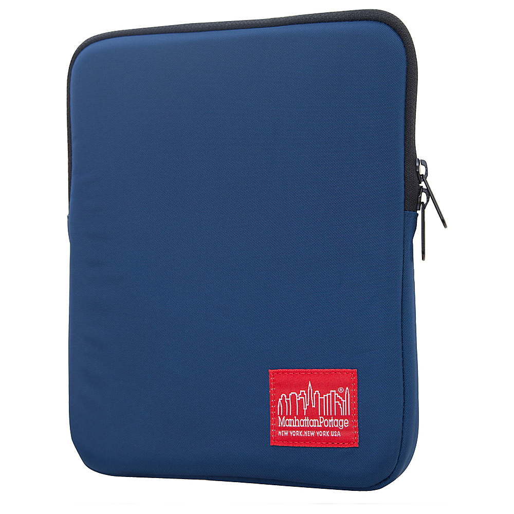 Manhattan Portage Nylon iPad Case - Navy - Technology, Electronic Cases