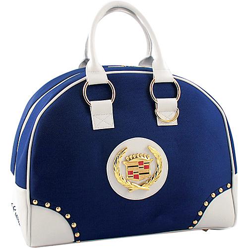 Ashley M Cadillac Nylon bowler - Shoulder Bag