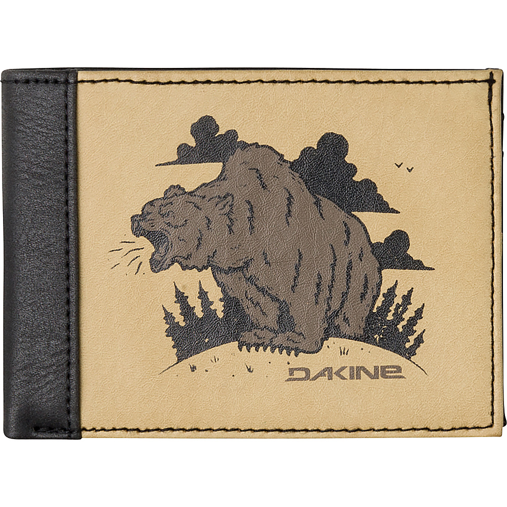 DAKINE Conrad Wallet Bear - DAKINE Mens Wallets - Work Bags & Briefcases, Men's Wallets