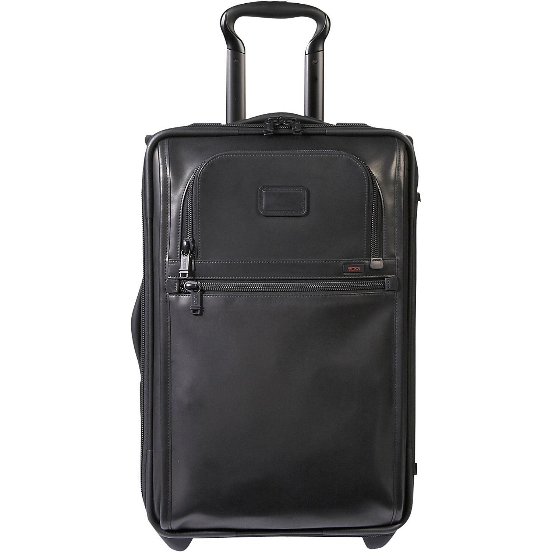 Tumi Alpha Leather International Carry On Ebags Com