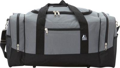 "Everest 25"" Sporty Gear Bag 8 Colors Travel Duffel NEW"