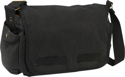 Extra Large Canvas Shoulder Bag – Shoulder Travel Bag
