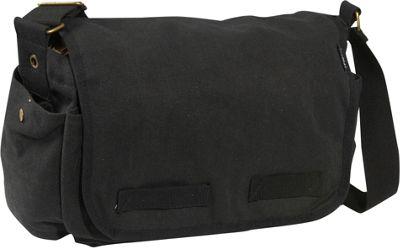 Extra Large Canvas Shoulder Bag – Shoulder Travel Bag