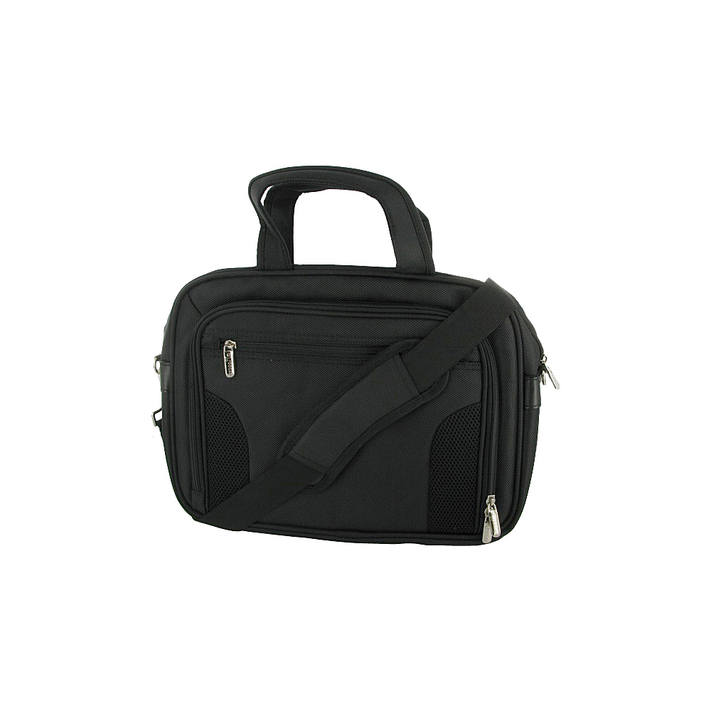 rooCASE Deluxe Carrying Bag for 13.3-Inch Netbook Black - rooCASE Electronic Cases