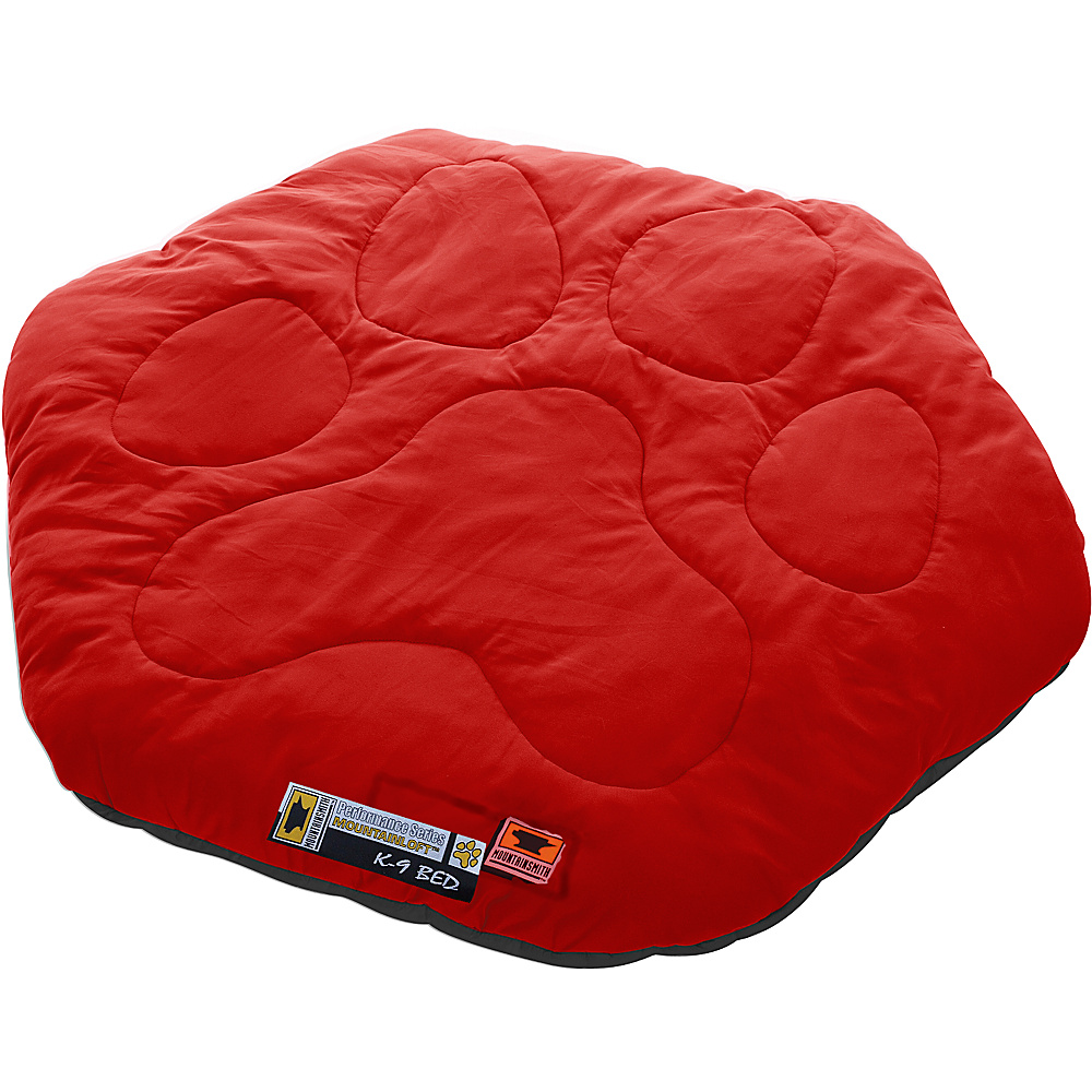 Mountainsmith K 9 Bed Heritage Red