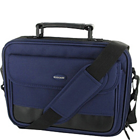 Classic Carrying Bag for Netbook or iPad 2 Dark Blue
