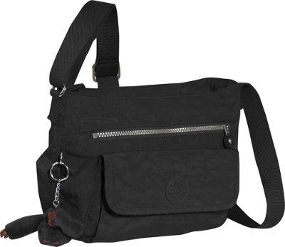 Kipling Syro Shoulder Bag Black 81