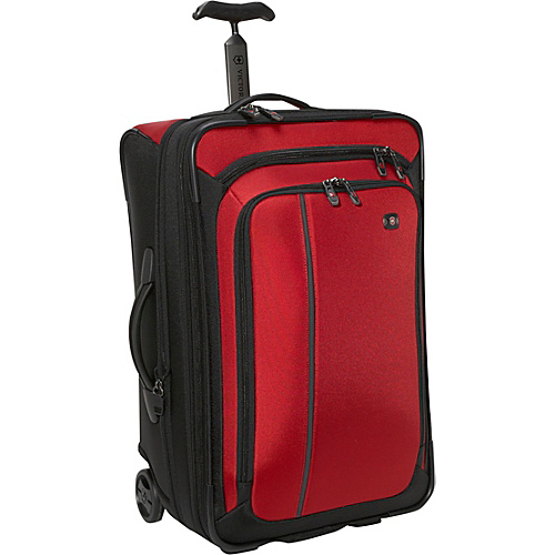 Victorinox Werks Traveler 4.0 WT 22 Exp Carry-On - Red