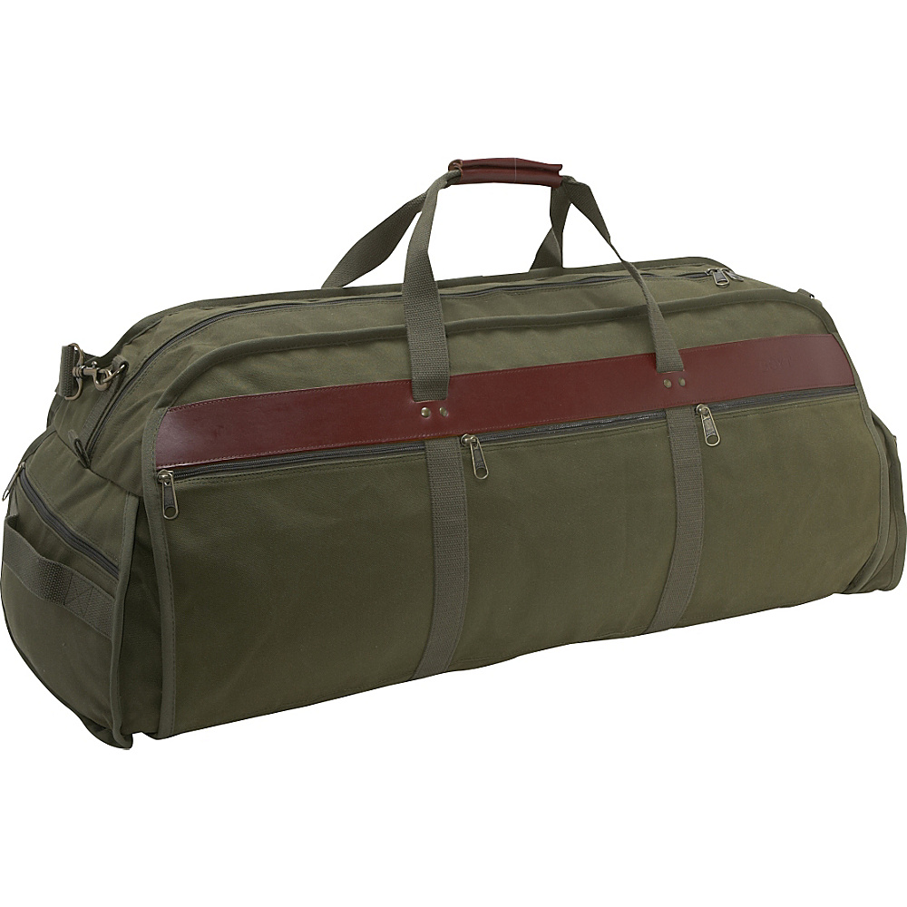 "Boyt Harness 36"" Ultimate Sportsman's Duffel - OD GREEN"