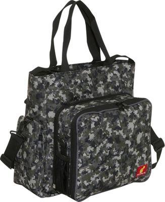 KinArt Diaper Bags Active Versatile - Camouflage