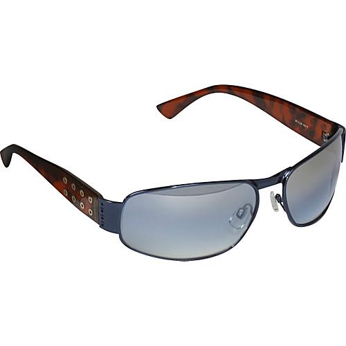 Rocawear Sunwear Metal Frame Sunglasses - Navy