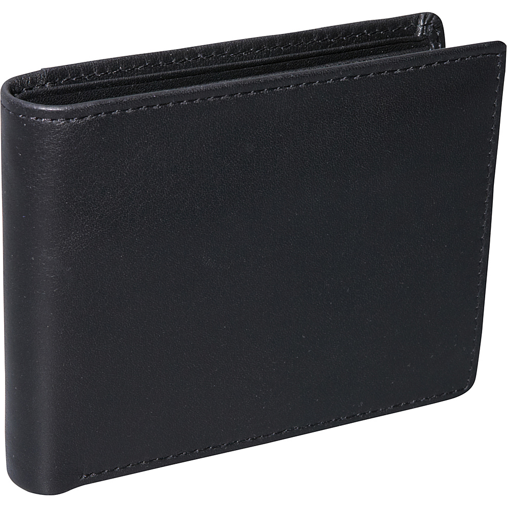 Royce Leather RFID Blocking Euro Commuter Wallet - Work Bags & Briefcases, Men's Wallets