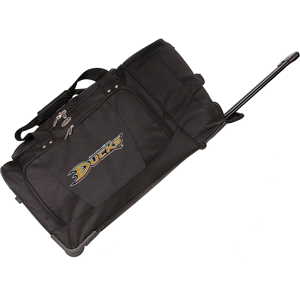 Denco Sports Luggage Anaheim Ducks 27 Rolling Duffel - Luggage, Rolling Duffels