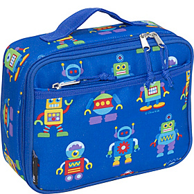 Olive Kids Robots Lunch Box Olive Kids Robots