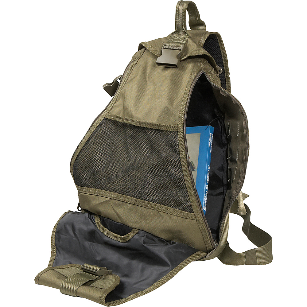 Sling bag on ebay - Everest Sporty Hydration Sling Bag 2 Colors