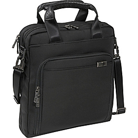 Architecture 3.0 Eiffel Vertical Laptop Brief Black