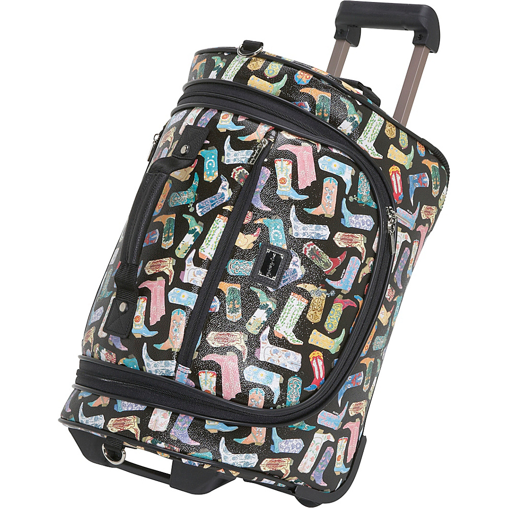 Sydney Love Kickin It-Wheeled Duffel - Multi - Luggage, Softside Carry-On