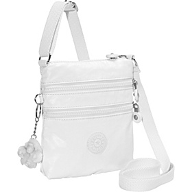 Alvar XS Minibag Pearlized White