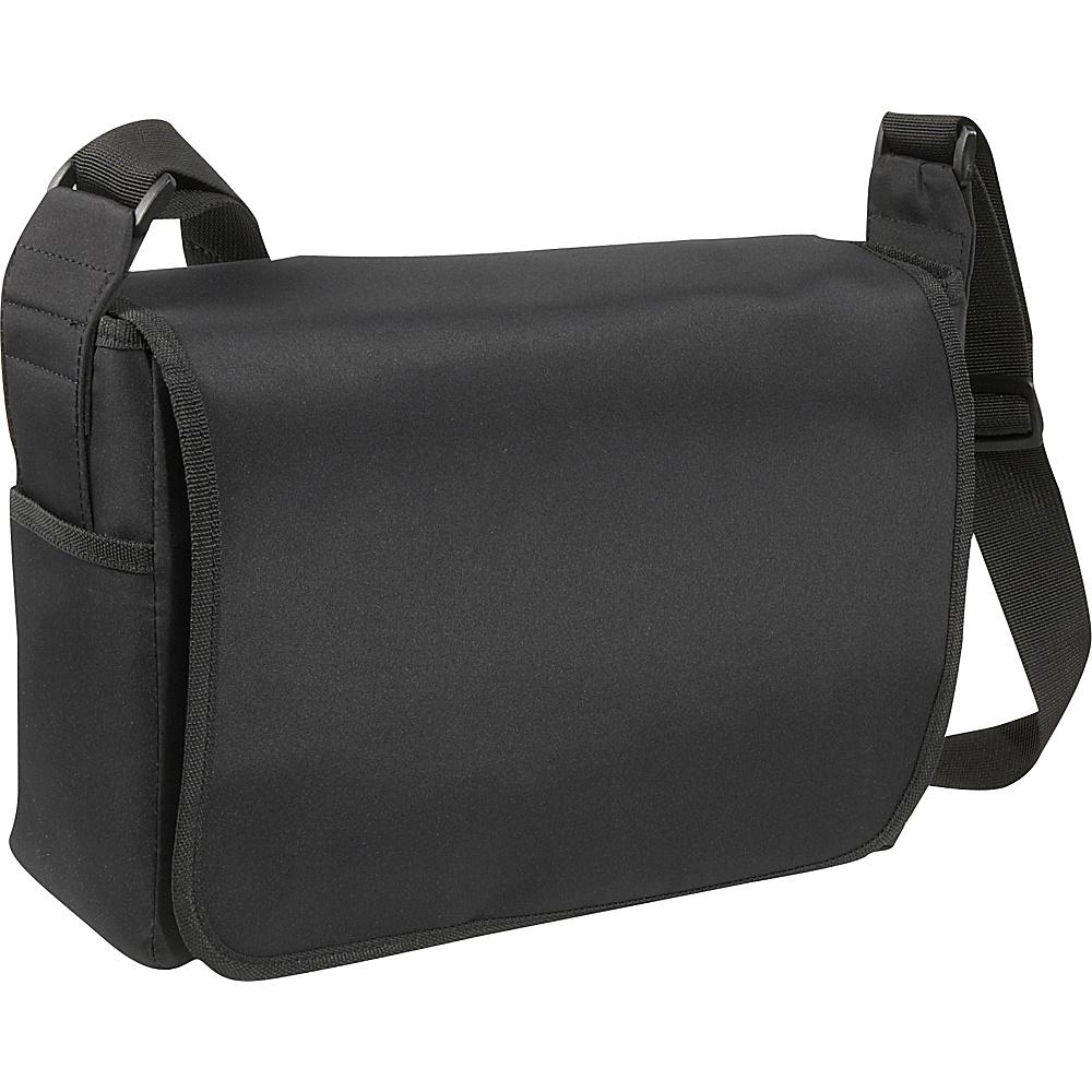 Jill E Carry All Camera Messenger Bag Black 99
