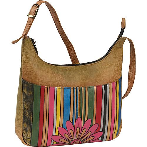 ANNA by Anuschka ANNA by Anuschka Medium Shoulder Bag