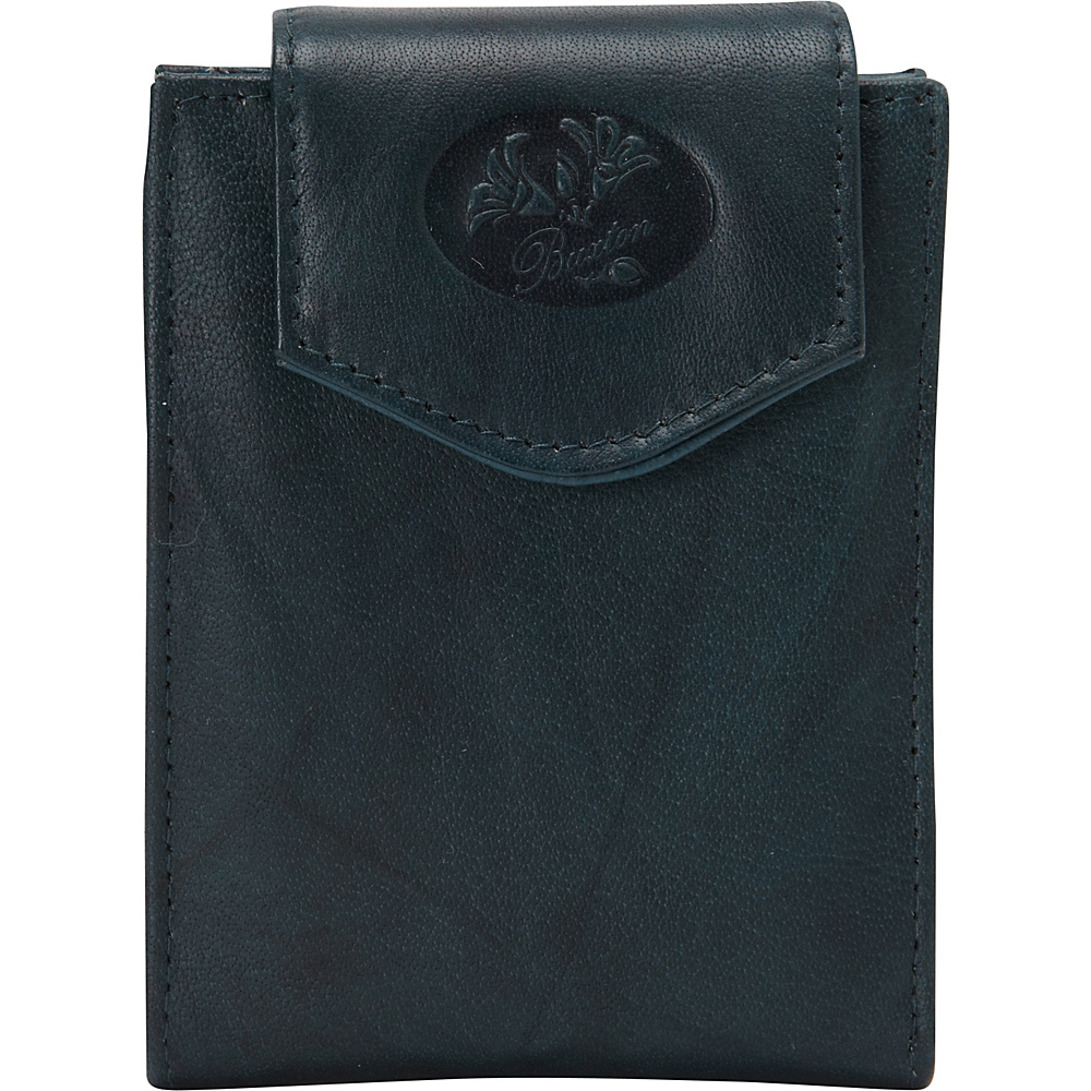 Buxton Heiress Convertible Billfold Deep Teal - Buxton Womens Wallets - Women's SLG, Women's Wallets