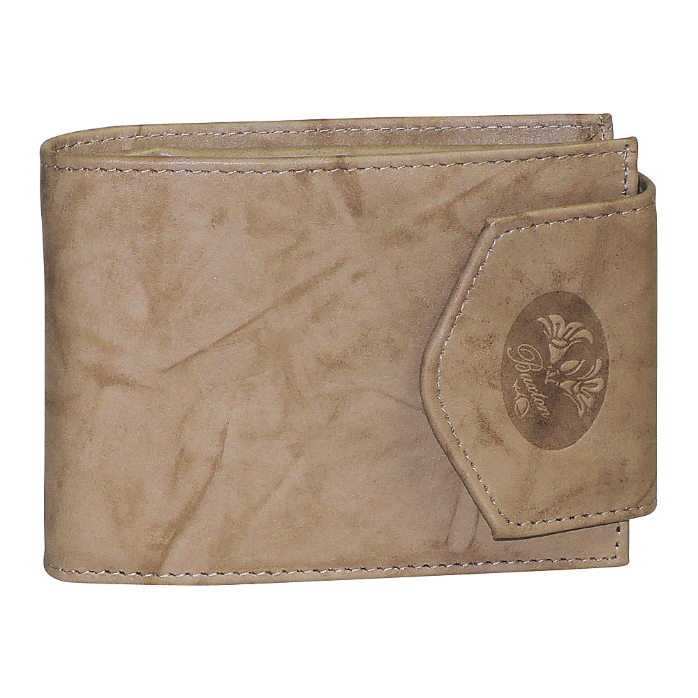 Buxton Heiress Convertible Billfold Ginger Snap GI Buxton Women s Wallets