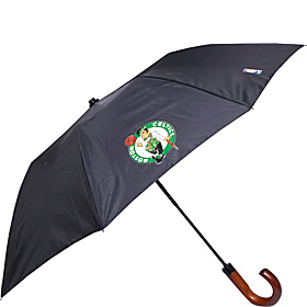 Boston Celtics Woody Umbrella Black