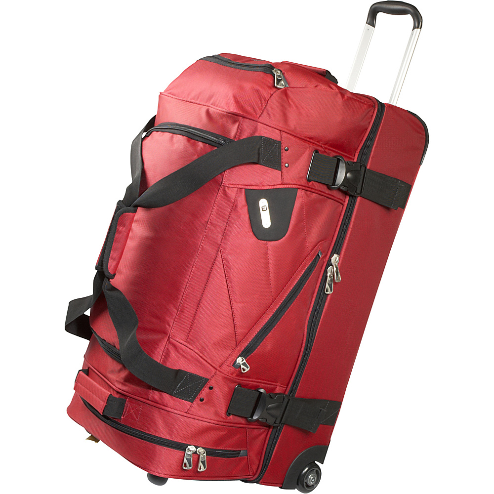 ful 30 Tour Manager - Red - Luggage, Rolling Duffels