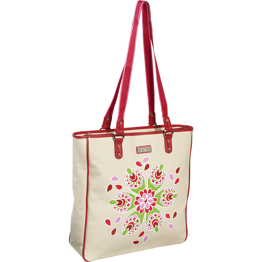 Hadaki City Tote - Tote - Handbags, Fabric Handbags